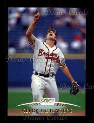 1999 Topps Stadium Club #305  Kerry Ligtenberg