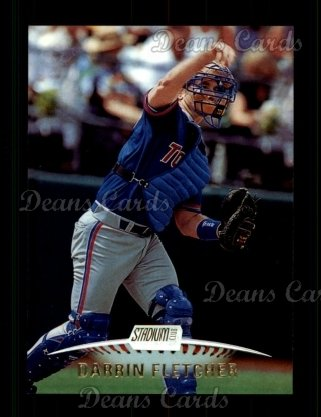 1999 Topps Stadium Club #244  Darrin Fletcher