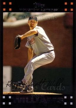 2007 Topps #336  Woody Williams
