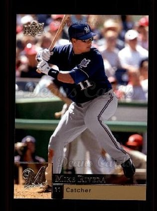 2009 Upper Deck #730  Mike Rivera