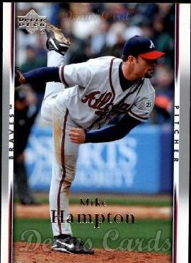 2007 Upper Deck #547  Mike Hampton