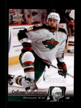 2010 Upper Deck #103  Guillaume Latendresse