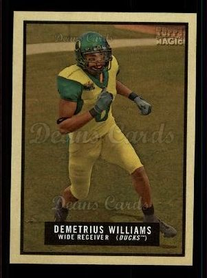 2009 Topps Magic #218  Demetrius Williams