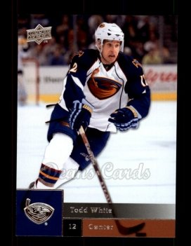 2009 Upper Deck #78  Todd White