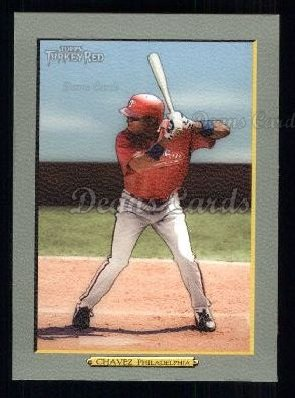 2005 Topps Turkey Red #201  Endy Chavez