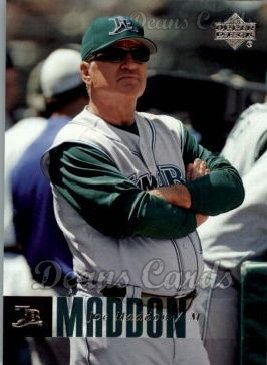 2006 Upper Deck #1195  Joe Maddon
