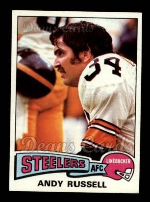 1975 Topps #90  Andy Russell