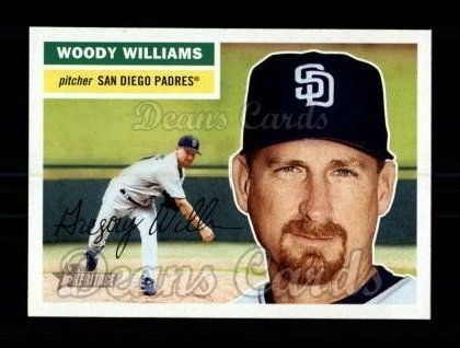 2005 Topps Heritage #98  Woody Williams