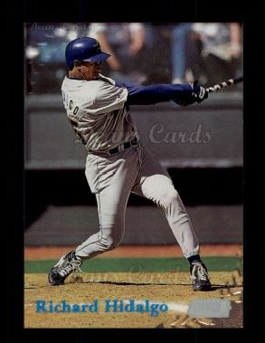 1998 Topps Stadium Club #80  Richard Hidalgo