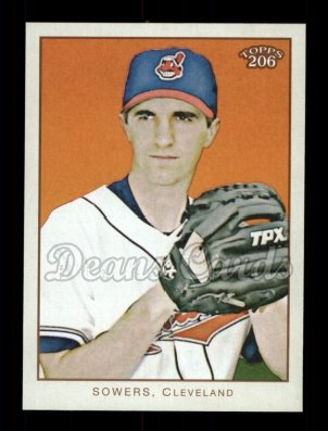 2009 Topps 206 #140  Jeremy Sowers