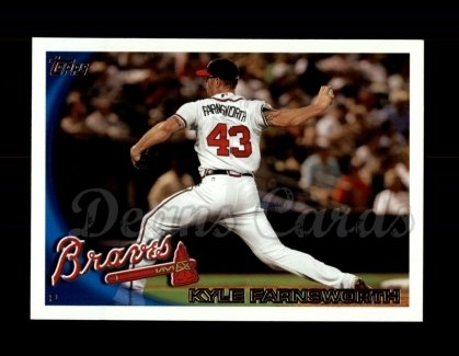 2010 Topps Update #67  Kyle Farnsworth