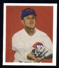 1949 Bowman REPRINT #62  Grady Hatton