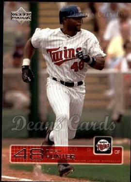 2003 Upper Deck #112  Torii Hunter