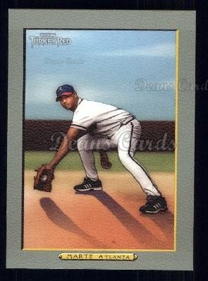 2005 Topps Turkey Red #202  Andy Marte