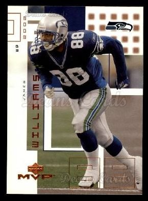 2002 Upper Deck MVP #214  James Williams
