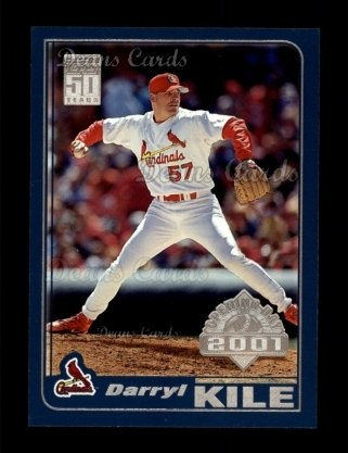 2001 Topps Opening Day #91  Darryl Kile