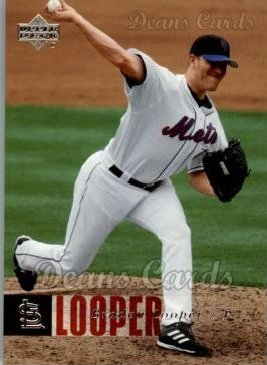 2006 Upper Deck #286  Braden Looper