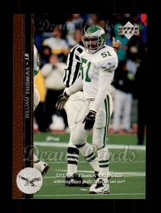 1996 Upper Deck #262  William Thomas