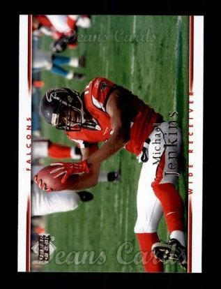 2007 Upper Deck #7  Michael Jenkins