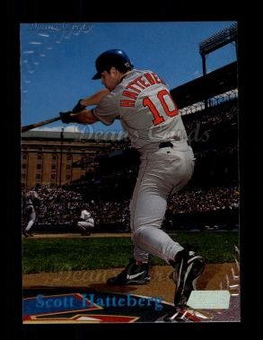 1998 Topps Stadium Club #121  Scott Hatteberg