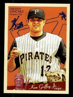 2008 Upper Deck Goudey #147  Freddy Sanchez
