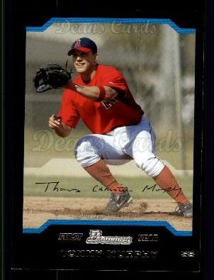 2004 Bowman #279   -  Tommy Murphy First Year