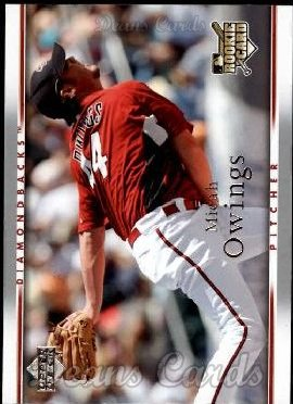 2007 Upper Deck #524  Micah Owings