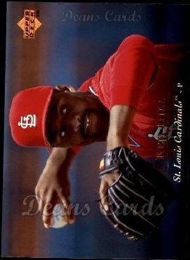 1995 Upper Deck #309  Ken Hill