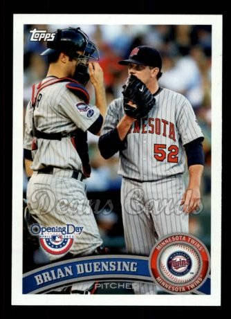 2011 Topps Opening Day #126  Brian Duensing