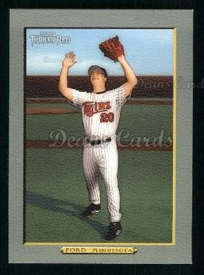 2005 Topps Turkey Red #211  Lew Ford
