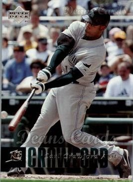 2006 Upper Deck #438  Carl Crawford