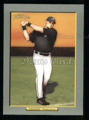 2005 Topps Turkey Red #108  Eric Hinske