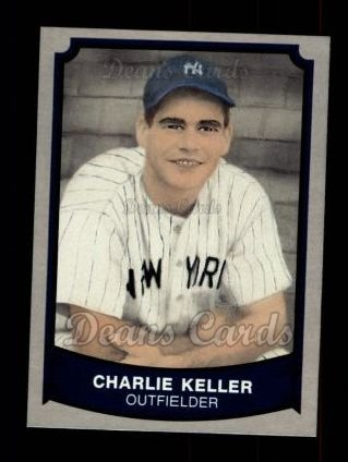 1989 Pacific Legends #194  Charlie Keller