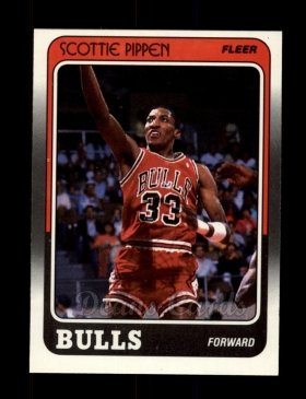 1988 Fleer #20  Scottie Pippen