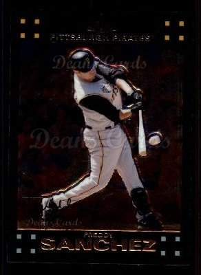 2007 Topps Chrome #67  Freddy Sanchez