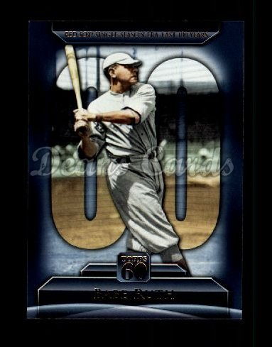 2011 Topps 60 #108 T-60 Babe Ruth