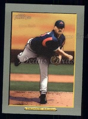 2005 Topps Turkey Red #265  John Thomson