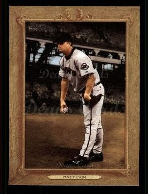 2007 Topps Turkey Red #3  Matt Cain