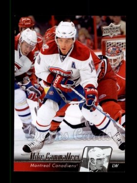 2010 Upper Deck #95  Mike Cammalleri