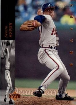 1994 Upper Deck #420  Steve Avery