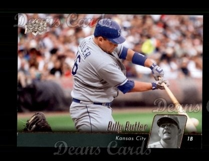 2010 Upper Deck #239  Billy Butler