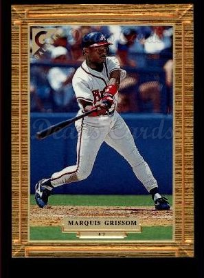 1997 Topps Gallery #87  Marquis Grissom