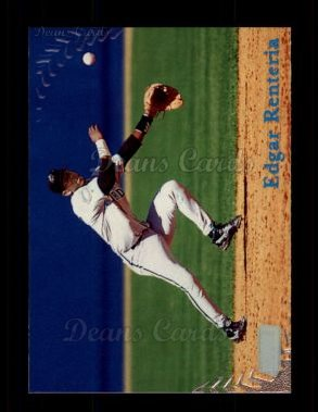 1998 Topps Stadium Club #55  Edgar Renteria