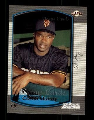 2000 Bowman #278  Calvin Murray