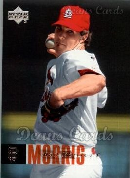 2006 Upper Deck #430  Matt Morris