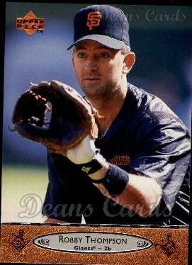 1996 Upper Deck #456  Robby Thompson