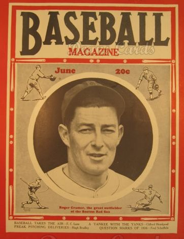 1936 Baseball Magazine    June