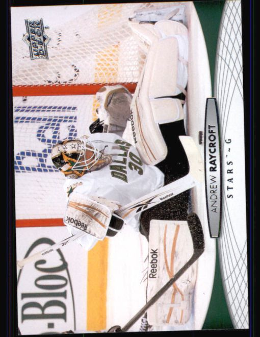 2011 Upper Deck #398  Stephane Robidas