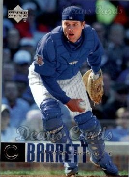 2006 Upper Deck #98  Michael Barrett