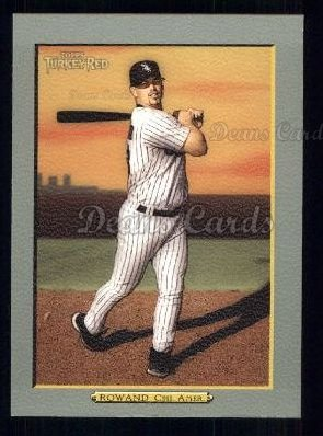 2005 Topps Turkey Red #158  Aaron Rowand
